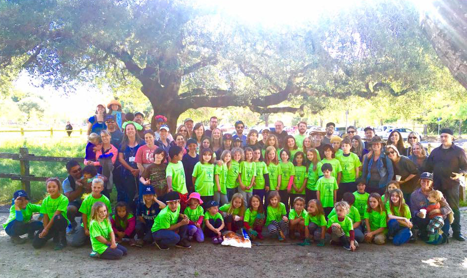 Creek Clean-a-Thon 2016